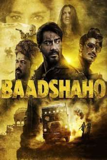 Baadshaho (2017) - filme online