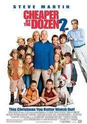 Cheaper by the Dozen 2 (2005) - filme online
