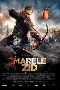The Great Wall - Marele Zid (2016) - filme online hd