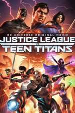 Justice League vs. Teen Titans (2016)  e