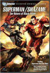 Superman/Shazam!: The Return of Black Adam (2010) – animatie subtitrata in romana