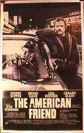 Der Amerikanische Freund  ( 1977 ) - filme online