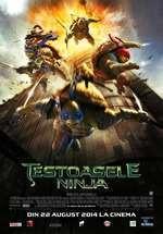 Teenage Mutant Ninja Turtles - Ţestoasele Ninja (2014)