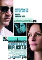 Duplicity - Duplicitate (2009) - filme online