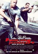 Fast Five - Furios şi iute în viteza a 5-a (2011)