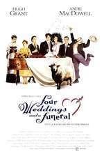 Four Weddings And A Funeral - Patru nunţi şi o înmormântare (1994)