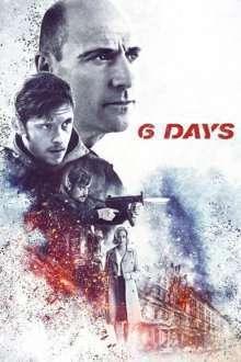 6 Days (2017) - filme online