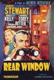 Rear Window – În spatele ferestrei (1954)