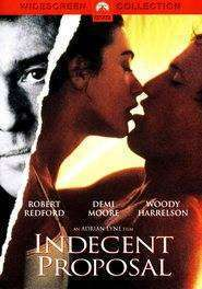 Indecent Proposal - Propunere indecentă (1993) - filme online