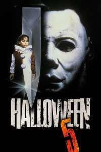 Halloween 5: The Revenge of Michael Myers - Halloween V (1989)