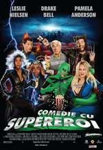 Superhero Movie - Comedie cu supereroi (2008) - filme online