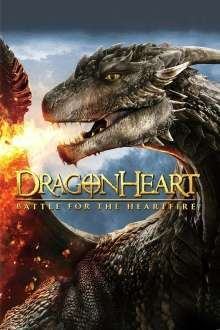 Dragonheart: Battle for the Heartfire (2017) – filme online
