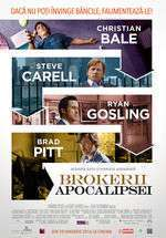 The Big Short - Brokerii apocalipsei (2015) - filme online