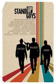 Stand Up Guys (2013) - filme online