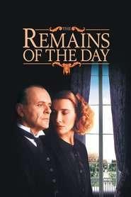 The Remains of the Day - Rămășițele zilei (1993) - filme online