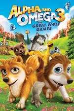 Alpha and Omega 3: The Great Wolf Games (2014) - filme online