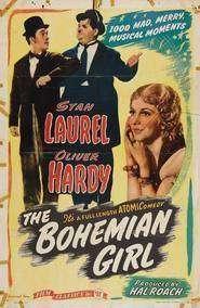 The Bohemian Girl (1936) – Laurel & Hardy  ( color )