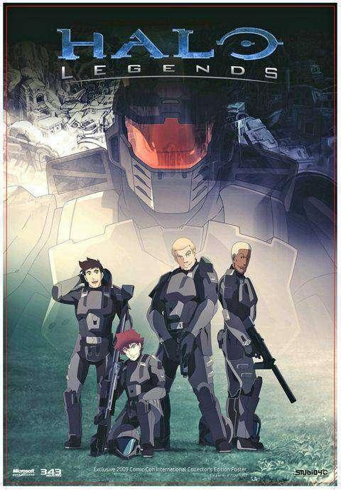 Halo Legends (2010) - Filme online gratis subtitrate in romana