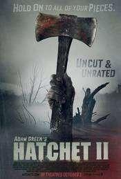 Hatchet II - Securea II (2010) - filme online