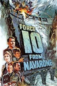Force 10 from Navarone – Uraganul vine de la Navarone (1978) – filme online
