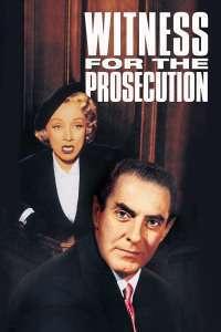 Witness for the Prosecution - Martorul acuzării (1957)
