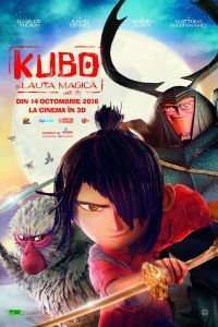 Kubo and the Two Strings - Kubo şi lăuta magică (2016)