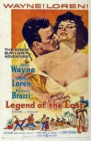 Legend of the Lost (1957) - Filme online gratis