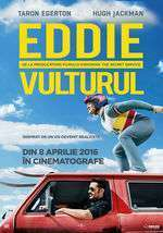 Eddie the Eagle - Eddie Vulturul (2016)