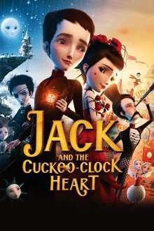 Jack et la mécanique du coeur - Jack and the Cuckoo-Clock Heart (2013)