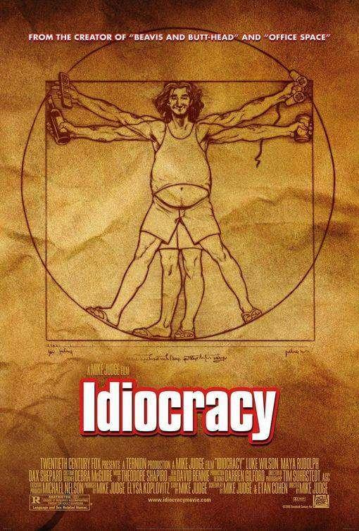 Idiocracy (2006) - filme online subtitrate romana