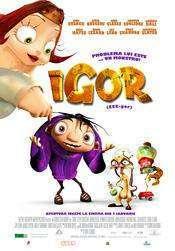 Igor (2008) - Filme online gratis