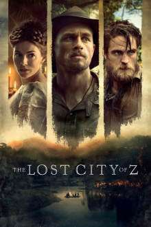 The Lost City of Z (2016) - filme online