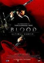 Blood: The Last Vampire – Blood: Ultimul vampir (2009) – filme online hd
