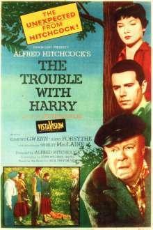 The Trouble with Harry - Necazuri cu Harry (1955)