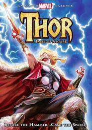Thor: Tales of Asgard (2011) – filme online