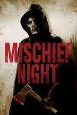 Mischief Night (2014) - filme online