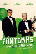 Fantomas contre Scotland Yard - Fantomas vs. Scotland Yard (1967) - filme online