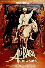 Ali Baba et les quarante voleurs - Ali Baba și cei 40 de hoți (1954) - filme online