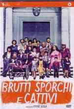 Brutti, sporchi e cattivi (1976) - filme online subtitrate