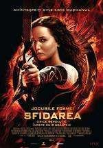 The Hunger Games: Catching Fire - Jocurile foamei: Sfidarea (2013)