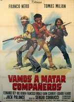 Vamos a matar, companeros – Camarazi (1970) – filme online