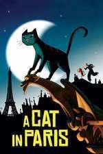 Une vie de chat – O pisică la Paris (2010)