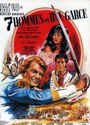 Şapte băieţi şi o ştrengăriţă ( 1976 )