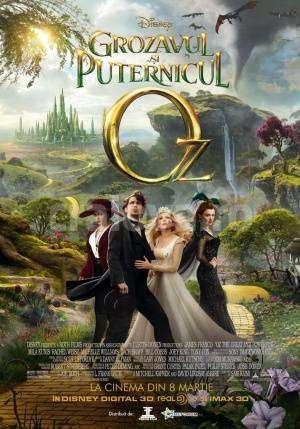 Oz: The Great and Powerful - Grozavul şi puternicul Oz (2013)