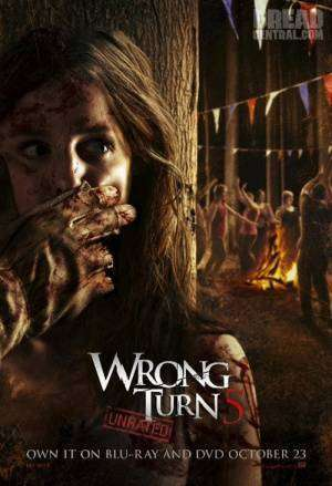Wrong Turn 5 (2012) - filme online