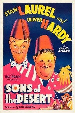 Sons of the Desert (1933) - Filme online gratis