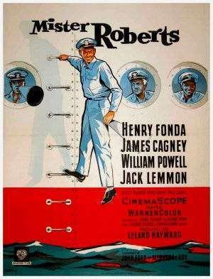 Mister Roberts (1955) - filme online gratis