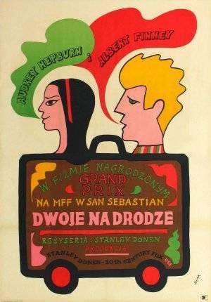 Two for the Road - Doi la drum (1967)
