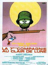 La 7ème compagnie au clair de lune – Compania a şaptea sub clar de lună (1977) – filme online