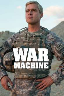 War Machine (2017) - filme online